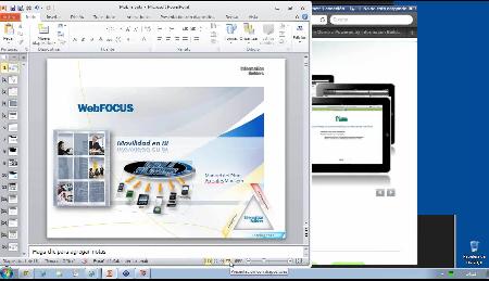 Analizar información y tomar decisiones en cualquier lugar con WebFOCUS Mobile, por Information Builders