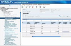 Gestión de gastos del empleado con Oracle JD Edwards