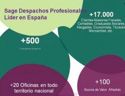 Soluciones de Sage para los Despachos profesionales.