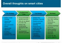 Entendiendo cómo funcionan y cuáles son los desafíos de las ciudades inteligentes. Por Cisco