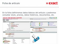 Exact Merchandising Material: solución colaborativa e integrada para la gestión de material promocional