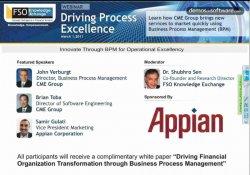 Cómo conseguir la excelencia operativa en despliegues de BPM con Appian