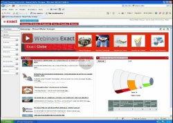 Exact Synergy CRM: integración de procesos comerciales y de negocio. Webinar de Exact.