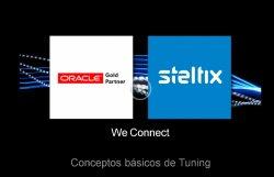 Conceptos básicos y usos de Tuning y Performance en Oracle 11g. Por Steltix.