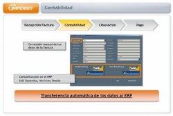 Gestión fácil de facturas de proveedores con SAPERION Cuentas a Pagar