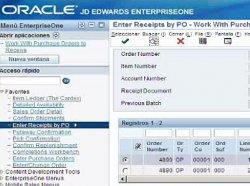 Soluciones de movilidad y captura automática de datos e integración con sistemas ERP