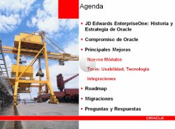 ¿Por qué migrar a las últimas versiones de Oracle JD Edwards EnterpriseOne?