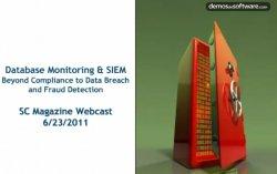Database Monitoring & SIEM más allá del Compliance para la protección de los datos y la detección del fraude