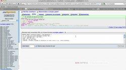 Programación de componentes en Joomla 1.5 (II)