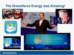 Dreamforce 2011: Repaso de Integración Salesforce