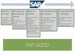 Características y funcionalidades del módulo Gastos de Desplazamiento de SAP ERP