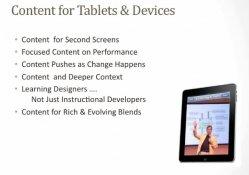 Creación de Apps educativas para iPad con Xyleme Pastiche