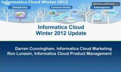 Nuevas funcionalidades de la solución para el análisis y calidad de datos SaaS Informatica Cloud