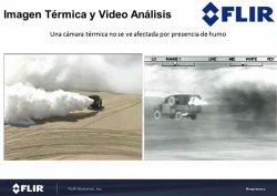 Soluciones de vídeo-análisis basadas en imagen térmica, por Flir