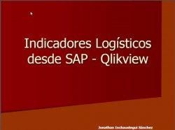 Conexión Qv con SAP. Indicadores Logísticos desde SAP con Qlikview 1/3
