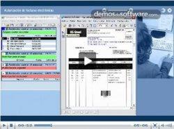 Procesamiento de autorización de facturas con Docuware