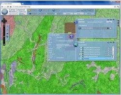 Gestión de los derechos mineros en España utilizando GIS, por SERESCO