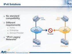 A10 Networks explica a los carriers de telecomunicaciones como migrar a IPv6. Webinar en inglés de 50 minutos.