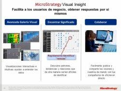 Visualización fácil de datos desde Hadoop y otras BBDD con MicroStrategy Visual Insight