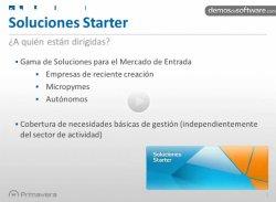 Introducción a Starter Primavera, la herramienta para empresas de reciente creación, micropymes y autónomos