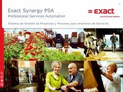 Gestión Colaborativa de Proyectos y Procesos con Exact Synergy PSA