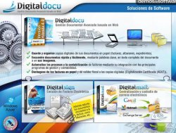 Gestión documental integrada con ERP, factura electrónica, archivo PDF/A. Digitaldocu presenta sus productos.