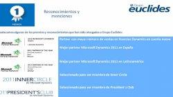 ERP para la pyme: Microsoft Dynamics NAV 2013 en modelo cloud, por Grupo Euclides