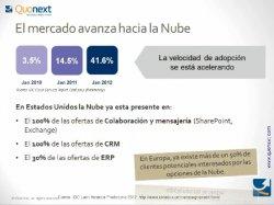 Trabajar con un ERP en la nube, limitar los riesgos de las empresas. Por Quonext