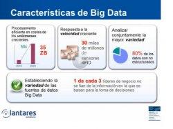 Big Data y su impacto en BI, por Lantares