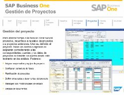 La gestión de proyectos para grandes empresas ahora al alcance de pequeñas empresas de servicios profesionales, por SAP