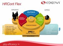 HRcont: Portal del Empleado con especial foco en Comunicación Interna y Gestión de la Retribución Flexible, por Exevi