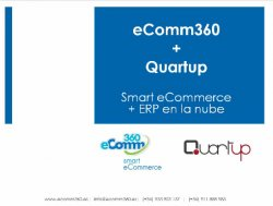 Integración en la nube: el ERP en el Comercio electrónico, por eComm360