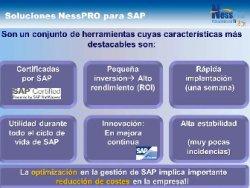 Nesspro presenta su catálogo de herramientas para SAP