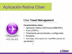 Movilidad con SAP Sybase, por Ciber