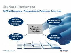 Rapid Deployment de SAP para Global Trade Services, por Tecnocom