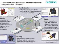 La gestión de la documentación técnica como parte de la gestión del ciclo de vida del producto con Teamcenter, por Siemens