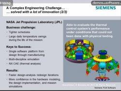 Cómo hemos llegado a Marte: HD-PLM de Siemens con el Curiosity