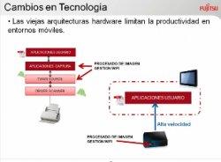 Imaging 3.0 de Fujitsu, nuevas tecnologías para la captura en el puesto de trabajo y en aplicaciones web
