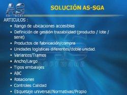 Automatización de procesos logísticos y toma de decisiones en la cadena de suministro, por AS Software