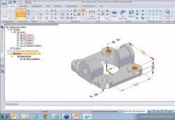 3DSync de Siemens: herramienta de edición de CAD en 3D con tecnología síncrona. Por Pixel Sistemas.