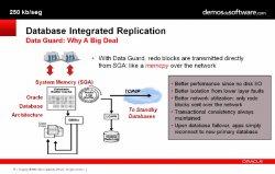 Oracle Maximum Availability Architecture, mejores prácticas para garantizar disponibilidad de BBDD. Por Oracle España.