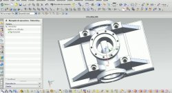 Introducción al software industrial de Siemens NX CAM Express