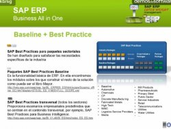 RDS for SAP ERP: el