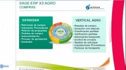Verticalización de Sage ERP X3 para el sector agropecuario. Caso práctico de una compañía del sector de la fruta dulce, por Aritmos.