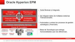 Innovación en los procesos financieros con Oracle Hyperion. Por Oracle Latinoamérica.