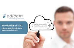 Introducción al E.D.I. (Intercambio Electrónico de Datos estandarizado), por Edicom México.