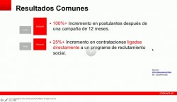 Social Recruiting. Identificando talento por las Redes Sociales, por Oracle Latinoamérica.