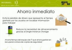Introducción a Mailstore 8.0: Software para el archivo de correo electrónico.