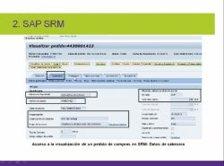 Gestión de las compras y relaciones con el proveedor con SAP-SRM y SAP-SLC, por Ciber.