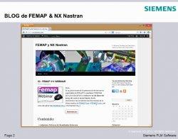 Nuevas capacidades de FEMAP V11, por Pixel Sistemas.